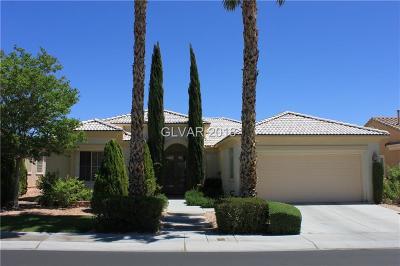 Single Family Home For Sale: 4718 Atlantico Street