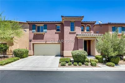 North Las Vegas NV Single Family Home Under Contract - No Show: $305,000