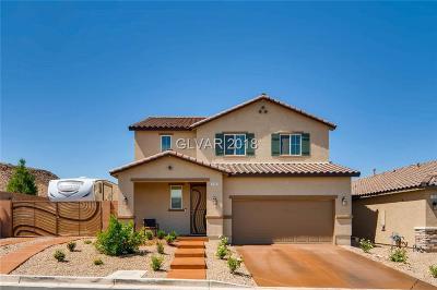 Las Vegas Single Family Home For Sale: 788 Drewsberry Avenue