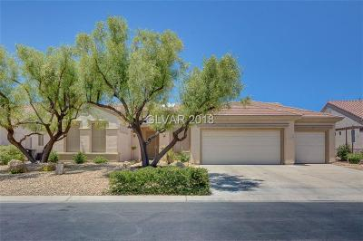 Henderson NV Single Family Home For Sale: $679,900
