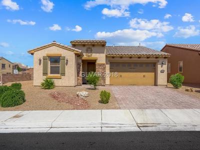 Henderson Single Family Home For Sale: 1110 Olivia