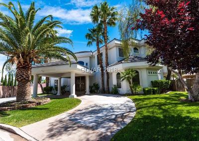 Single Family Home For Sale: 2000 Bogart Court