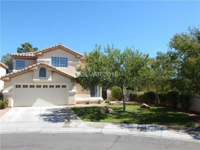 Single Family Home For Sale: 1620 Calle Montery Street
