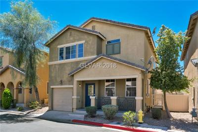 Las Vegas NV Single Family Home Under Contract - Show: $267,500