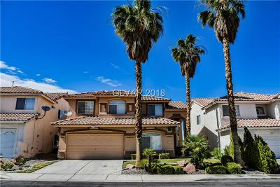 Las Vegas NV Single Family Home For Sale: $358,000