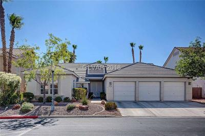 Las Vegas Single Family Home For Sale: 1509 Winslow Street