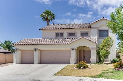 North Las Vegas NV Single Family Home Under Contract - No Show: $324,000