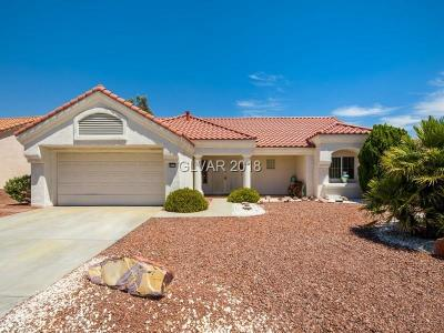 Sun City Summerlin Single Family Home For Sale: 8512 Linderwood Drive