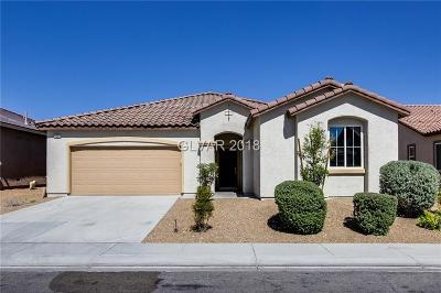 North Las Vegas NV Single Family Home Under Contract - No Show: $310,000