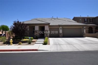 Henderson Single Family Home For Sale: 222 Desert Arroyo Court