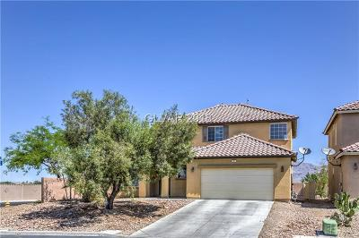 North Las Vegas Single Family Home Under Contract - No Show: 4 Goldleaf Falls Avenue
