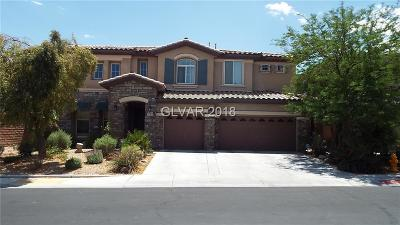 Las Vegas NV Single Family Home For Sale: $405,000