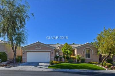 Single Family Home For Sale: 10432 Abisso Drive
