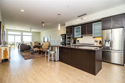 Las Vegas Condo/Townhouse For Sale: 8925 Flamingo Road #320