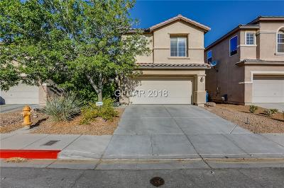 Las Vegas NV Single Family Home For Sale: $294,000