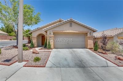 Las Vegas NV Single Family Home Under Contract - No Show: $338,000