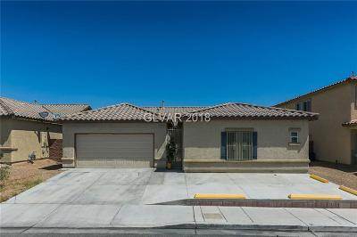 Las Vegas NV Single Family Home For Sale: $299,900
