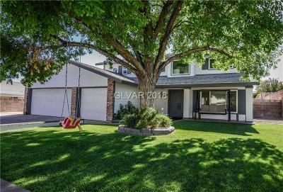 Boulder City Single Family Home For Sale: 1518 Dorothy Drive