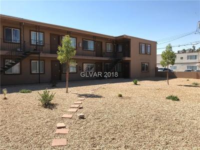 Condo/Townhouse For Sale: 4168 Silver Dollar Avenue #5