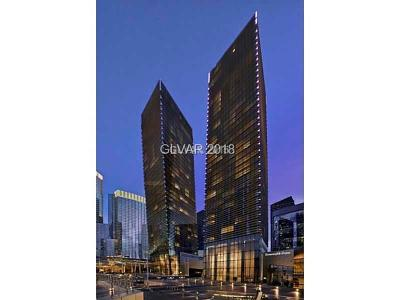 Veer Towers High Rise For Sale: 3726 Las Vegas Boulevard #1011