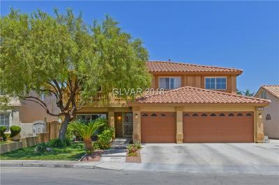 Single Family Home Under Contract - No Show: 500 Mossy Bark Court