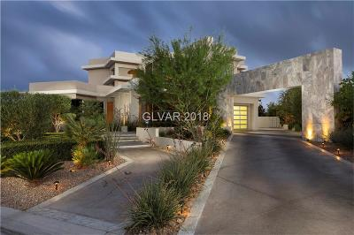 Boulder City, Henderson, Las Vegas, North Las Vegas Single Family Home For Sale: 27 Meadowhawk Lane