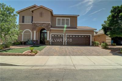 Las Vegas  Single Family Home For Sale: 10614 Sidlaw Hills Court