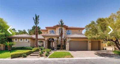 Single Family Home For Sale: 8121 Desert Jewel Circle