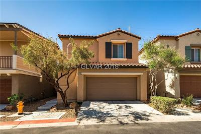 Single Family Home Contingent Offer: 9275 Japan Rose Avenue