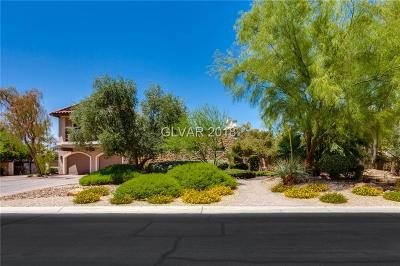 Las Vegas Single Family Home For Sale: 2816 La Casita Avenue