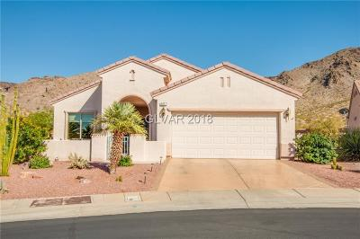 Sun City Macdonald Ranch Single Family Home For Sale: 1877 Cypress Mesa Drive