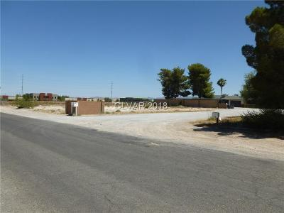 Las Vegas Residential Lots & Land For Sale: Oquendo Lindell