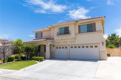 Las Vegas Single Family Home For Sale: 7913 Blue Venice Court