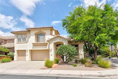 Henderson NV Single Family Home For Sale: $585,000