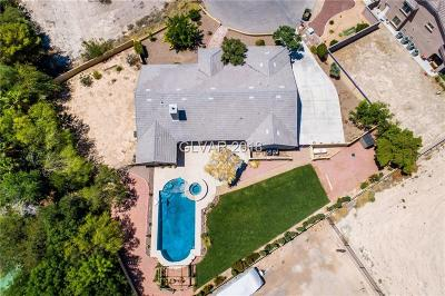 Las Vegas Single Family Home For Sale: 4330 Conough Lane