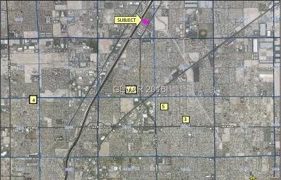 North Las Vegas Residential Lots & Land For Sale: 3424 Bulloch Street