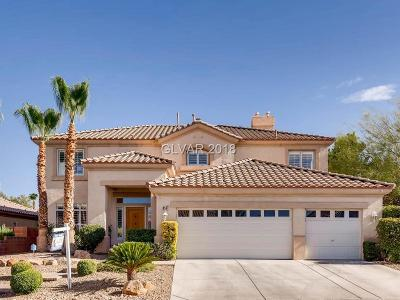 Single Family Home For Sale: 9557 Verneda Court