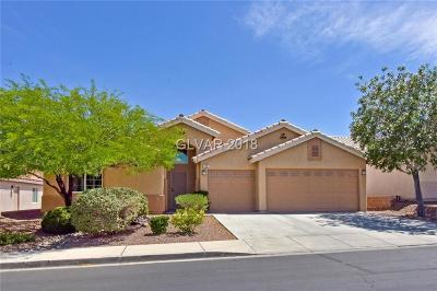HENDERSON Single Family Home For Sale: 75 Rattlesnake Grass Court