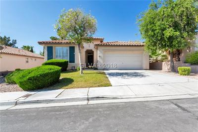 Single Family Home Contingent Offer: 10505 Angel Dreams Avenue