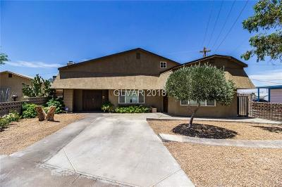 Henderson Single Family Home For Sale: 106 Magnesium Street