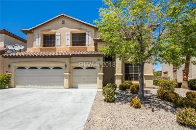 Las Vegas Single Family Home For Sale: 5150 Masotta Avenue