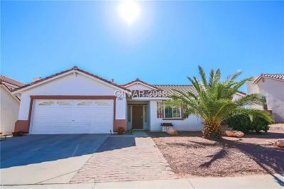 HENDERSON Single Family Home Contingent Offer: 708 Canyon Country Circle