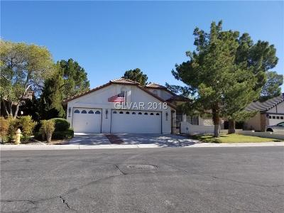 Single Family Home Contingent Offer: 7025 Trading Post Lane