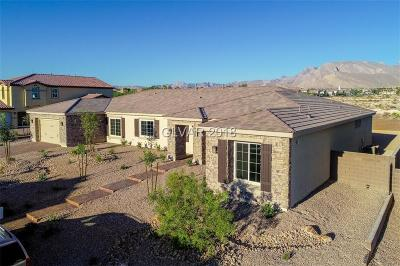 Las Vegas Single Family Home For Sale: 4020 Evening Calm Court