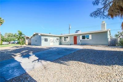 Las Vegas Single Family Home For Sale: 1138 Princess Katy Avenue