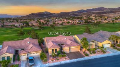 Sun City Macdonald Ranch Single Family Home Contingent Offer: 2090 Tiger Links Drive