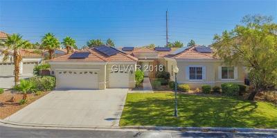 Las Vegas Single Family Home For Sale: 8112 Tower Bridge Avenue