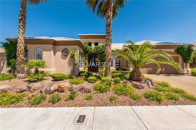 Las Vegas Single Family Home For Sale: 4754 Riva De Romanza Street
