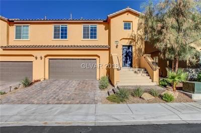 North Las Vegas NV Condo/Townhouse Under Contract - No Show: $267,000