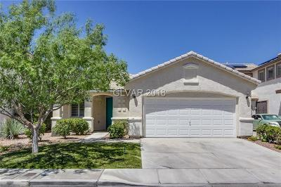 Las Vegas NV Single Family Home Under Contract - No Show: $258,000